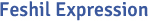 Feshil Expression Logo