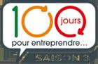 100 jours pour entreprendre Logo