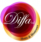 DIFFA Hostessing Logo