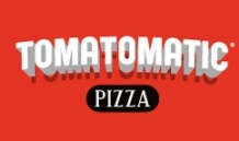 Tomatomatic Pizza Logo