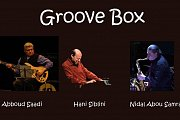 Groove BOX (Fusion) at Blue Note