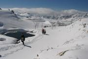 Snowshoeing in Jurd of Akoura with Great Escape