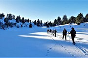 Snowshoeing El Qammouaa with Sports4Life