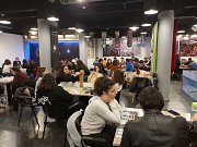 Board Game Night at Multiverse