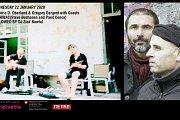 Frédéric D. Oberland & Grégory Dargent w/ Guests + Bushwac