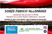 Soirée Franco-Alemande
