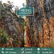 Hiking Kfarmatta with Chronosport