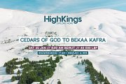 Cedars of God to Bekaa Kafra | HighKings