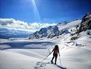 Snowshoeing Laklouk with Lebanese Explorers