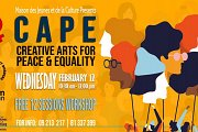 CAPE Creative Arts For Peace & Equality