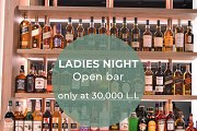 Ladies Night - Open Bar at no31