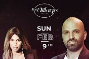 Naji Osta & Bonita Saade at The Village Dbayeh