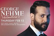 Valentine's with George Nehme