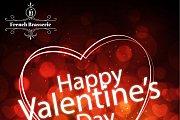 Valentine at French Brasserie