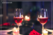 Valentine Eve Night ❤ @ AMASEENA Zahle