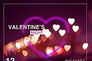 Valentine Eve Night ❤ @ INSANITY Zahle