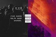 B018 presents Ziad Ghosn, Ralph Nasr, and Chordal
