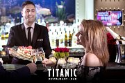 Celebrate Valentine's at Titanic Restaurant & Bar
