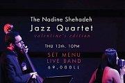 The Nadine Shehade Jazz Quartet (Valentine's Edition)