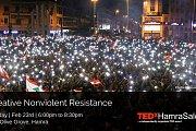 TEDxHamraSalon X: Creative Nonviolent Resistance