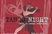 Tango Night at Bardaro