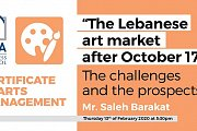 The Lebanese Art Market After October 17th