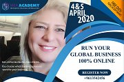 Run Your Global Business 100% Online