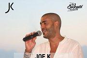 Joe K. at The Backyard