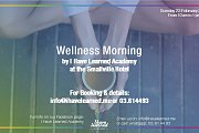 Wellness Morning by I Have Learned Academy at Smallville Hotel