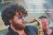"Jazz Concert ""Homebound"" at Lycée libano-allemand"
