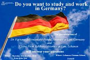 Do You Want to Study and Work in Germany?