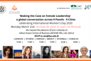 Making the Case on Female Leadership