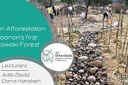 Urban Afforestation Lebanon's first Miyawaki Forest
