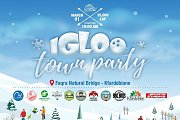 Igloo Town Party