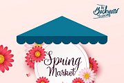 Spring Market at the The Backyard Hazmieh