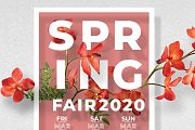 Spring Fair 2020 at The Village Dbayeh