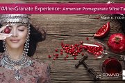 The Wine-Granate Experience: Armenian Pomegranate Wine Tasting