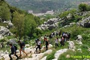 Baloua Baatara to Douma Hike with Vamos Todos