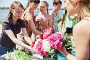 Flower Workshop With MOM