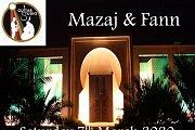 Mazaj & Fann at Guitar studio & Co