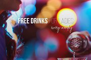 Free Drinks for Ladies at BURJ on BAY Hotel