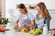Cooking Class With MOM