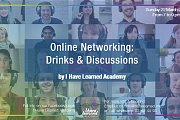 Online Networking Event - I Have Learned Academy