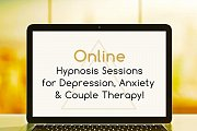 Online Hypnosis for Anxiety, Depression and Couple Therapy!