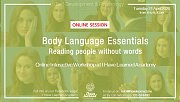 Body Language Essentials Online Workshop by I Have Learned Academy
