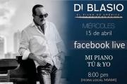 Raúl Di Blasio Live Concert Online