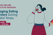 Managing Eating Behaviors during Stressful Times - Free Online Session with Saradar Bank & I Have Learned Academy