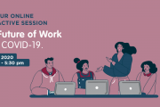 The Future of Work after Covid19 - Free Online session with Saradar Bank powered by I Have Learned Academy