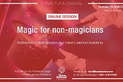 Magic for non-magicians - Online Session I Have Learned Academy