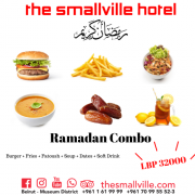Ramadan Combo at The Smallville Hotel